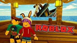 WHATEVER FLOATS YOU BOAT IN ROBLOX | RADIOJH GAMES & MICROGUARDIAN