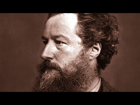 William Morris and the Society for the Protection of Ancient Buildings - Professor Simon Thu