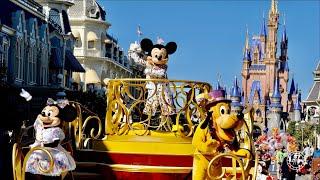 Magic Kingdom 2021 Complete Experience in 4K | Walt Disney World Theme Parks Orlando Florida