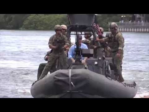 International Special Operations Forces Week 2016 – CAPE Demo
