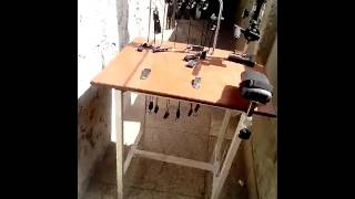 Physiotherapy Equipment Hand Exercise Table Demo By Physio Tech India