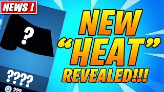 *NEW* HEAT WRAP COMING TO FORTNITE! How To Get HEAT WRAP For FREE!