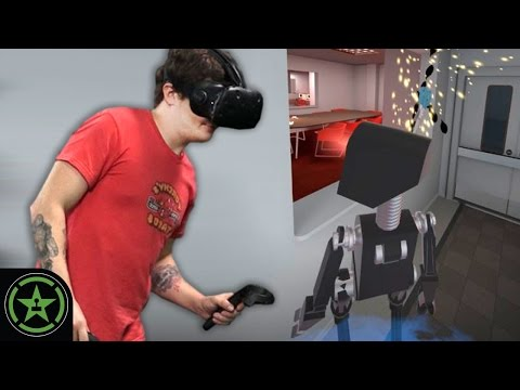 VR the Champions - Budget Cuts