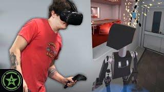 VR the Champions – Budget Cuts