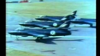 RAF Aerobatic Display Team Black Arrows