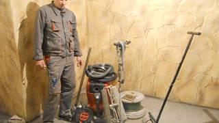 Сварка стыков ковролина с помощью сварочной ленты и специального утюга(+38 093 299 63 53., 2013-04-11T17:45:56.000Z)