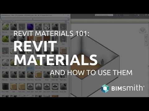 Download Revit Material Libraries on BIMsmith Market