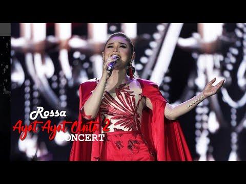 Rossa - Takdir Cinta (Ayat Ayat Cinta In Concert)