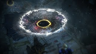 Path of Exile: Black Hole Vortex