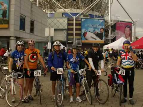 Gear up for the Vancouver Scenic City MS Bike Tour