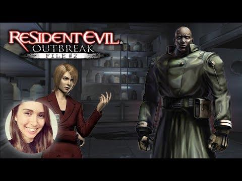 [ Resident Evil Outbreak: File #2 ] It