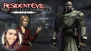 [ Resident Evil Outbreak: File #2 ] It's a TYRANT (End of the Road) - Part 9