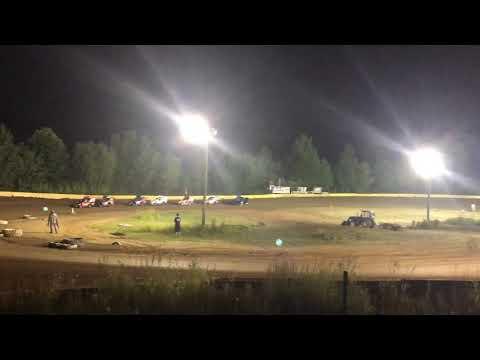 Feature Win at Hamlin Speedway! 6/29/19