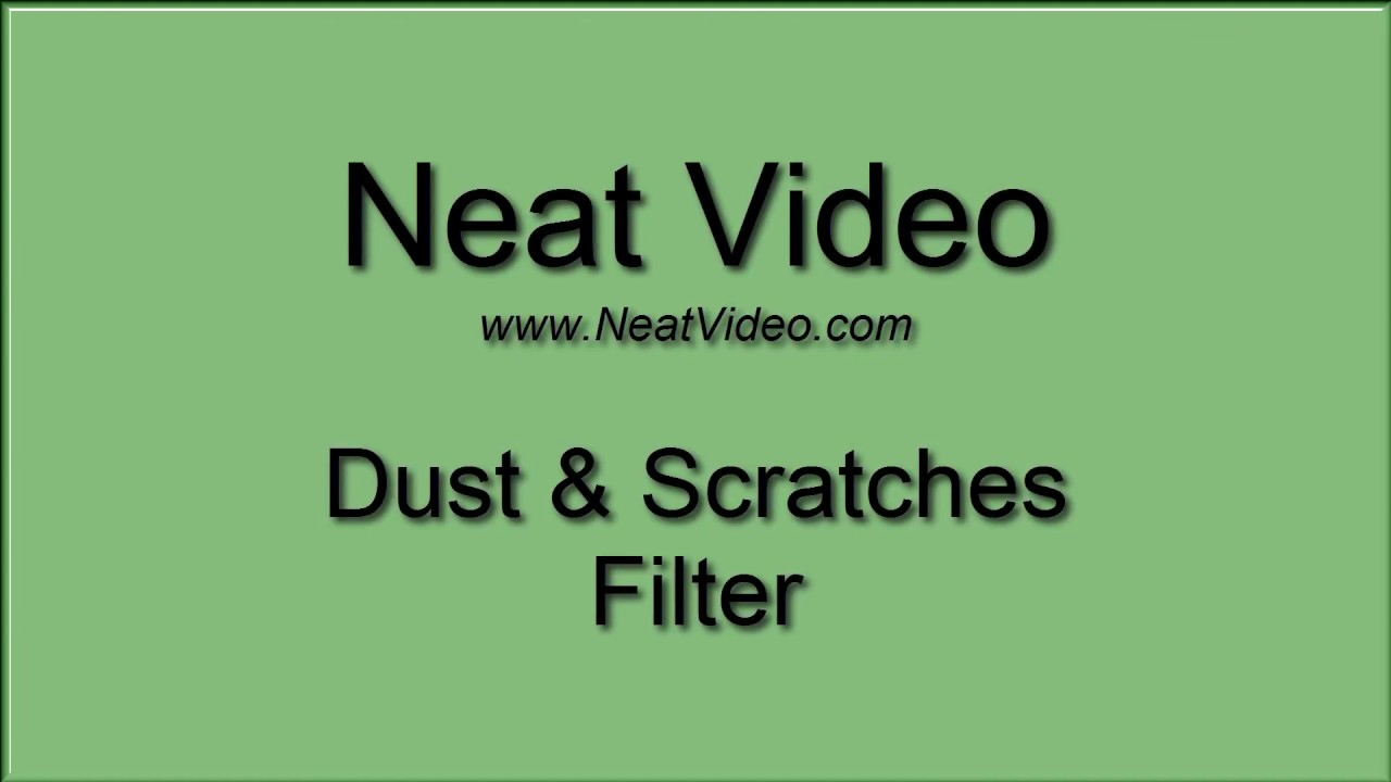 neat video ofx free download