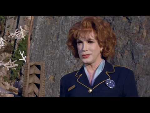 Charles Busch as Detective Monica Stark