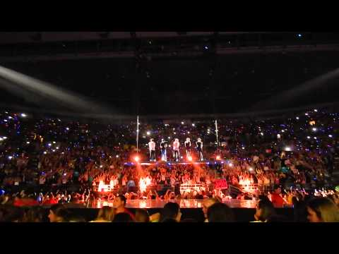 One Direction - Last First Kiss HD 17/10/13 Melbourne