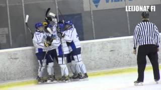 """Ysiysien"" eka maali // U16 Finnair-turnaus 24.10.2014"