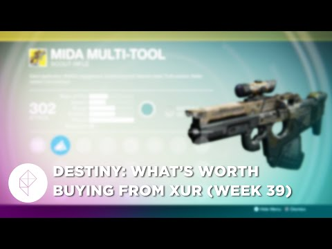 Here's what's worth buying from Destiny's Xur, June 5 - 7