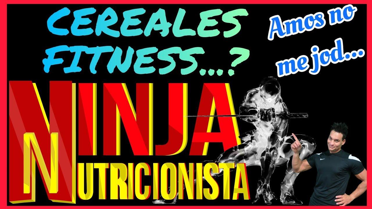 """🥣CEREALES FITNESS🤢...NI TE IMAGINABAS ESTO - Serie oficial 2020 de """"El Ninja Nutricionista"""""""