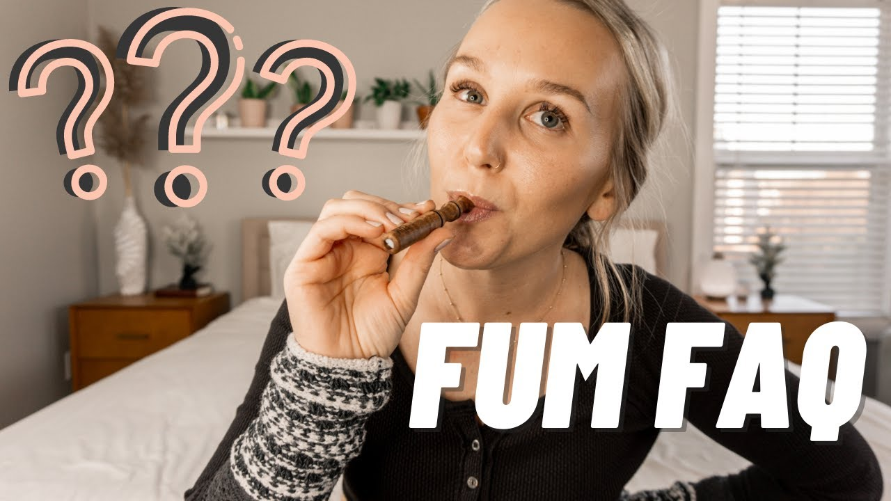 Download FAQ - FUM Young Living Essential Oil Inhaler - Most Asked Questions about FUM Essential Oil Inhaler