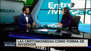 Beluga Pay featured on Bloomberg TV