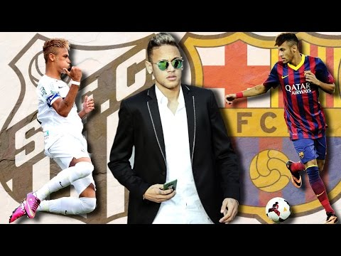 What is the NEYMAR TRANSFER CONTROVERSY?