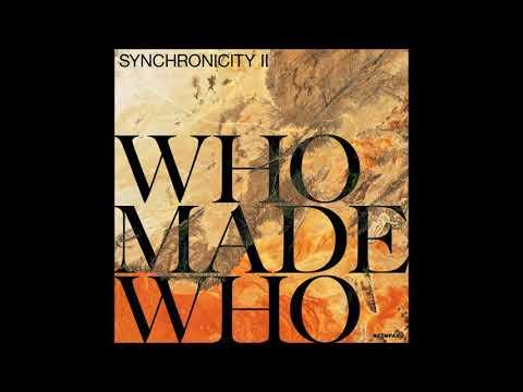 WhoMadeWho & Marc Piñol - Sooner mp3 indir