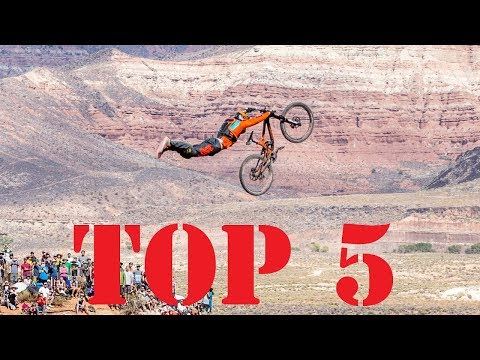 Downhill & Freeride: Top 5 Jumps