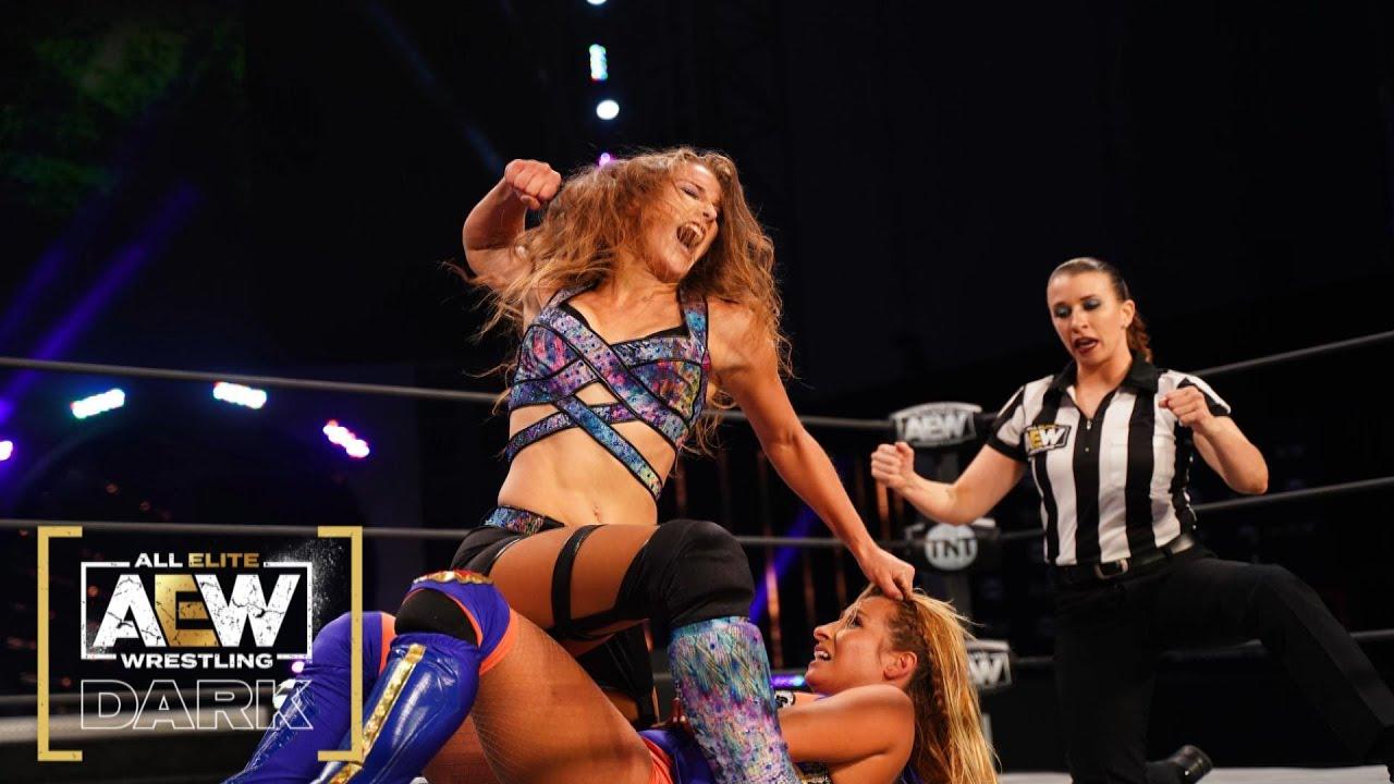 AEW Talent Tesha Price Appears On NXT 2.0