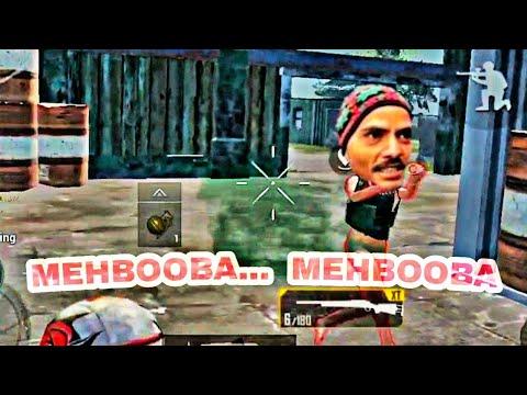 Download MEHBOOBA MEHBOOBA ||PUBG MONTAGE ||BANKAPURIYA.....