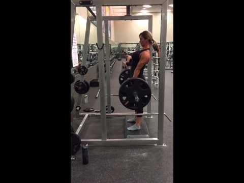 Holly Mitchell IFBB Pro Rack Pulls