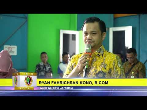 Wakil Walikota Gorontalo Silatuhrahmi dengan Petugas Kebersihan yang ada di Kota Gorontalo