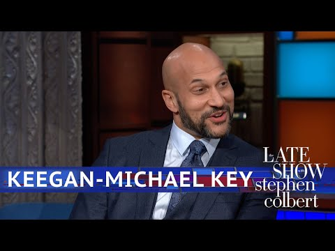 Keegan-Michael Key Has Wept With Stephen