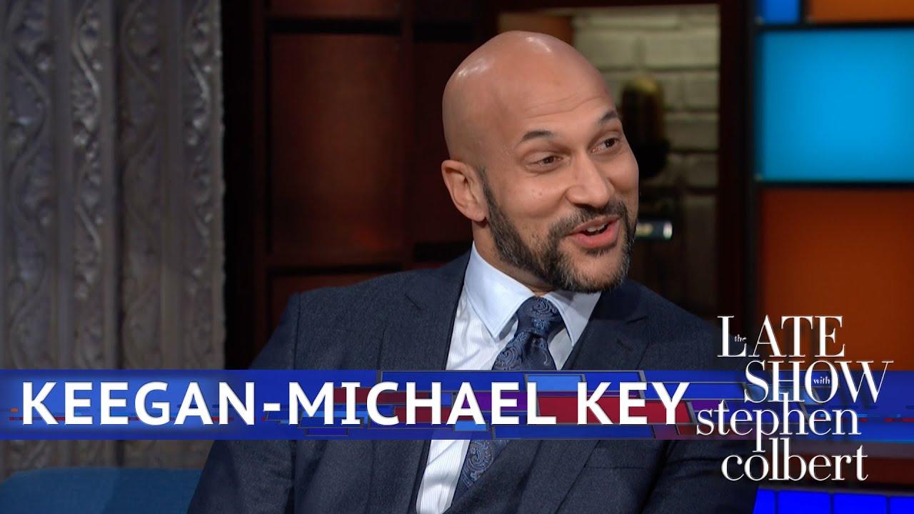 Keegan-Michael Key Has Wept With Stephen image