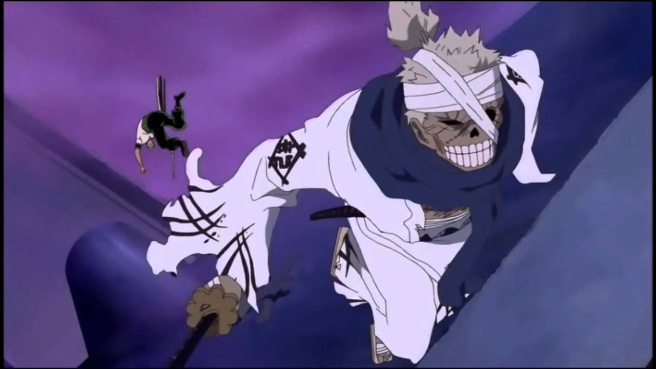 One Piece - Zoro vs Ryuma AMV Requiem for a Dream (Rock ...
