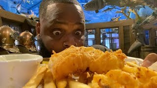 Eating At The WORST Reviewed Fish N Chip Restaurant In My State