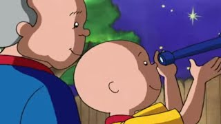 Caillou Full Episodes | Caillou and the Telescope | Cartoon Movie | WATCH ONLINE | Kids Cartoons