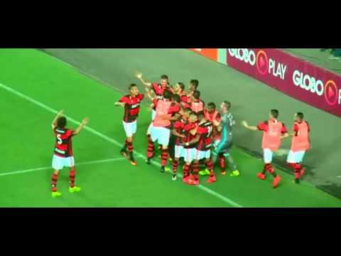 Gols Flamengo 1 X 0 Atlético PR - Brasileirão 2016