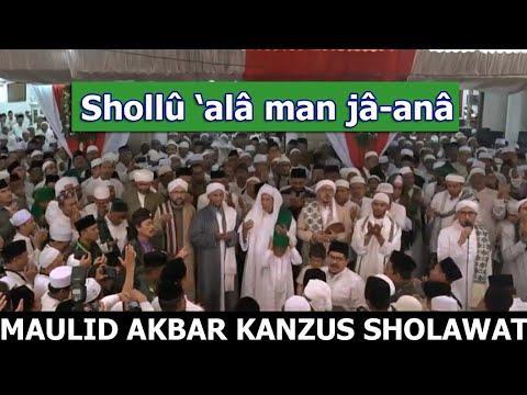Shollu Ala Man Ja Ana Lirik Az Zahir Babul Musthofa Dan Seluruh Hadroh Kanzus Sholawat
