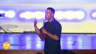 a party isnt a party devon franklin