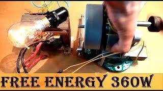 Free Energy Generator requiring Zero Ele...