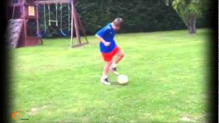 UK PANNA - TEKSPELER® GROUNDMOVES - GEORGE FORREST