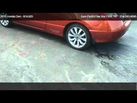 2010 Honda Civic Si - for sale in Carrollton, TX 75006