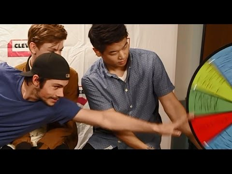Thumbnail: Scorch Trials Cast Plays Wheel of Dares - Comic Con 2015