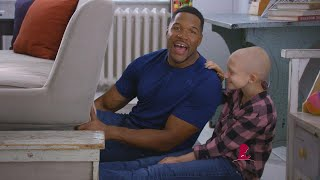 Join Michael Strahan in supporting St. Jude this holiday season thumbnail