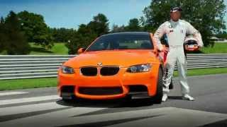 BMW M3 Lime Rock Park