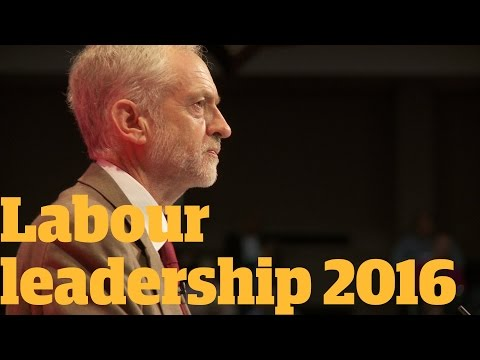 Labour leadership contest 2016 – Jeremy Corbyn vs Owen Smith | Owen Jones talks...