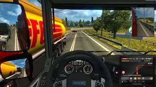 Euro Truck Simulator 2 - Liège - Luxembourg - Zbiornik z paliwem