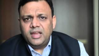 Arvind Gupta, ICT Business Award 2014