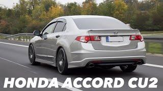 Zapętlaj TYPE D MOVIES - Honda Accord CU2 CL7 | K-Powered